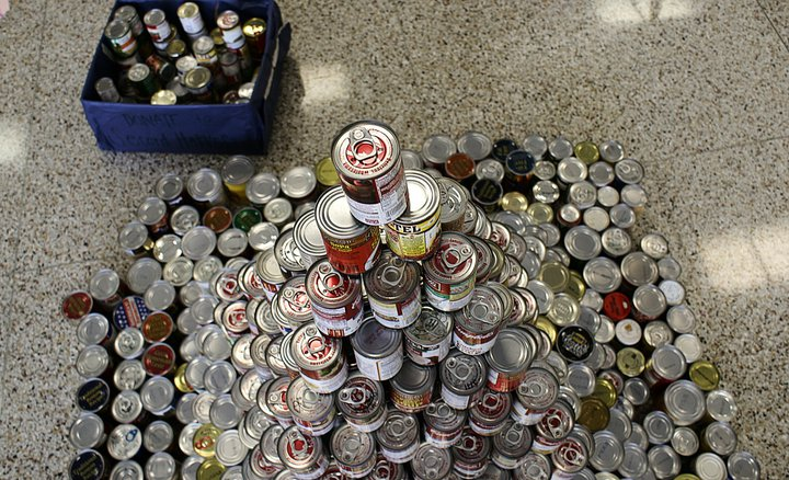 Happy Canned Food Month!
