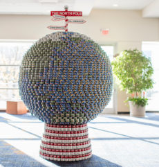 Knoxville Canstruction to fight hunger in East Tennessee