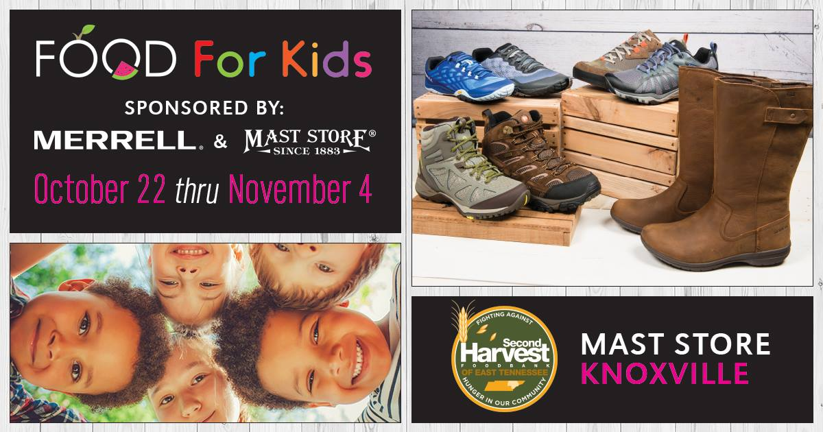 Second Harvest ETN food for kids