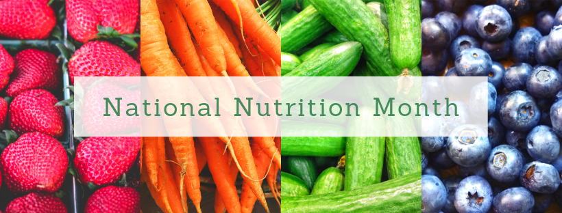 Why Nutritious Foods Matter