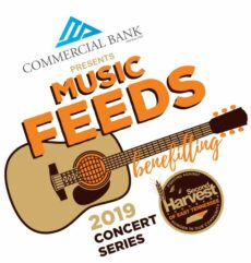 "Commercial Bank presents 2nd Annual Concert Series, ""Music Feeds"""