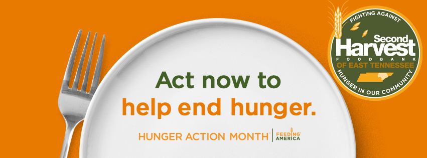Hunger Action Month is Here!