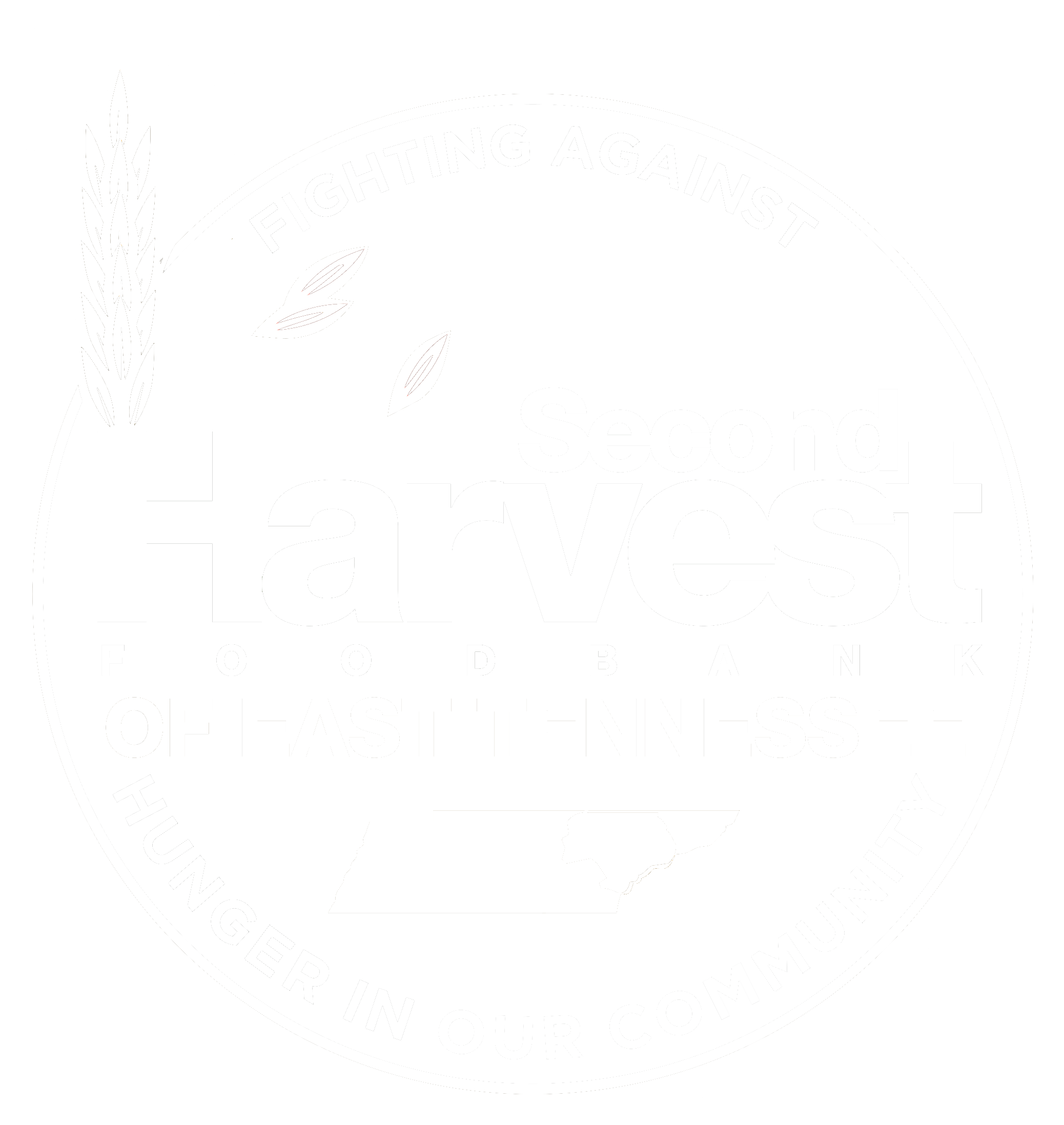 Second Harvest ETN logo white