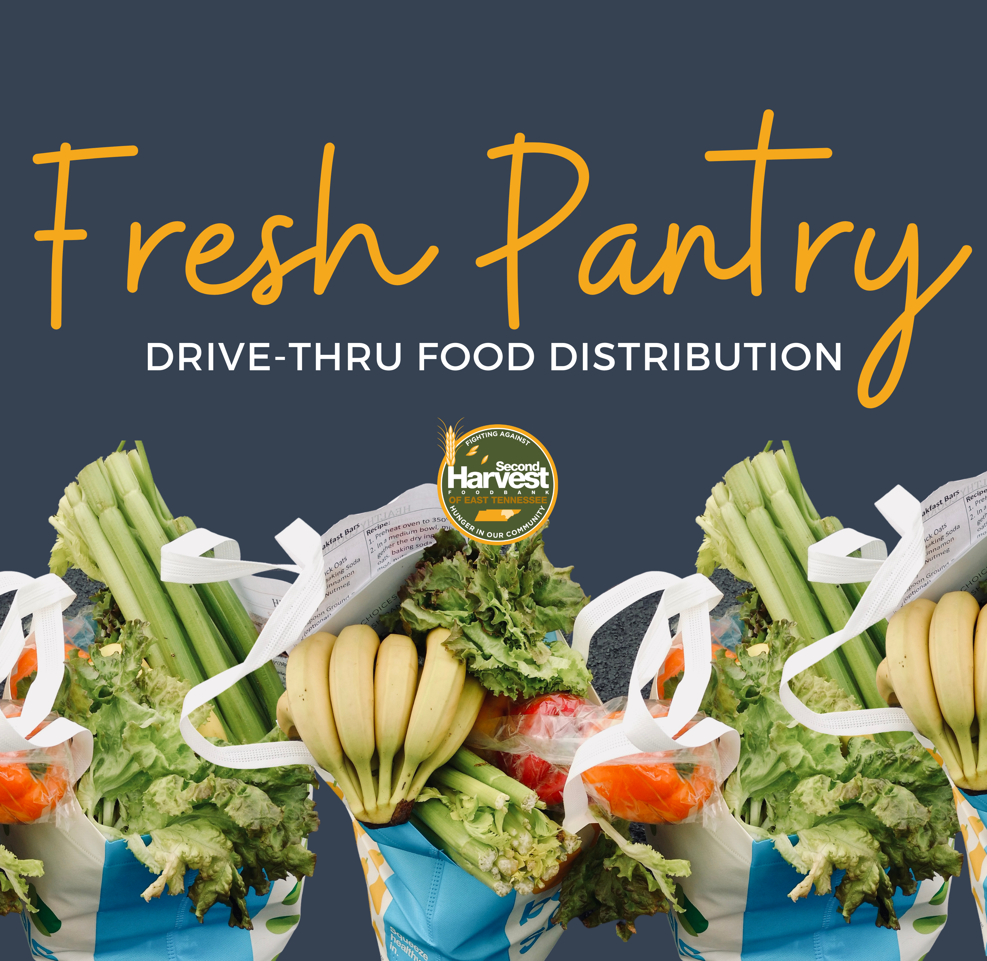 Second Harvest ETN fresh pantry